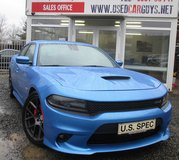 '16 Dodge Charger R/T Scat Pack in Ramstein, Germany