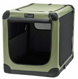 """Firstrax Noztonoz Sof-krate Indoor/Outdoor Home & Deluxe Bolster Pet Bed- 30""""...NEVER USED in Plainfield, Illinois"""