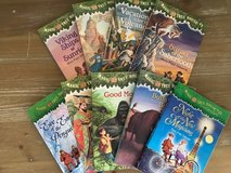 9 Magic tree house books in Ramstein, Germany