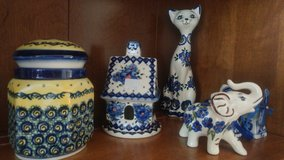 Ass't Polish Pottery in Fort Rucker, Alabama
