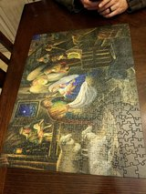 500 piece puzzle in Baytown, Texas