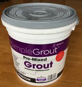 Simple grout in Oswego, Illinois
