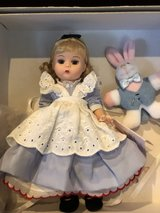 "8"" Madame Alexander Doll - Alice In Wonderland #30665 in Kingwood, Texas"