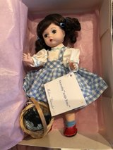 "8"" Madame Alexander Doll - Dorothy And Toto # 13200 in Kingwood, Texas"