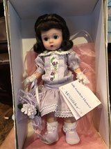 "8"" Madame Alexander Doll - Silk Garden Flower # 26095 in Kingwood, Texas"
