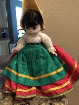 "8"" Madame Alexander Doll - ""Italy"" in Kingwood, Texas"