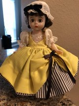 "8"" Madame Alexander Doll - ""France"" in Kingwood, Texas"