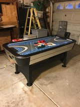 Sportcraft hockey table with tennis table top in Travis AFB, California