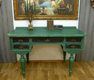 Extraordinary Antique Desk Beautiful Shabby Chic Piece in Ramstein, Germany