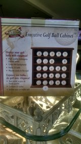 Golf Ball Cabinet in Perry, Georgia