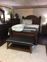 Isabella Bedroom Group in Fort Campbell, Kentucky