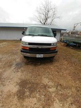 2007 Chevy Extended Express Van in Baytown, Texas