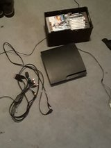 PS3 and 28 games(no controller) in Fort Polk, Louisiana