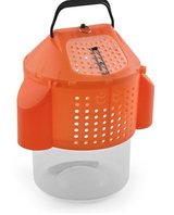 South Bend SBCBBKT Orange Collapsible Bait Bucket w/ Handle in Bolingbrook, Illinois