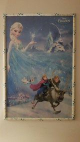 Disney Frozen poster and CD in Tinley Park, Illinois