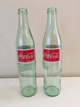 Coke bottles from Mexico in Okinawa, Japan