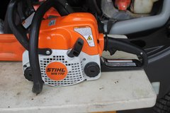 Stihl MS 170 chainsaw in Perry, Georgia