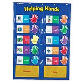 Helping Hands Job Pocket Chart by Learning Resources in Bolingbrook, Illinois