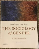 The Sociology of Gender: A Brief Introduction (4th Edition) in Fort Riley, Kansas