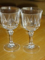"""6"""" crystal goblets in Plainfield, Illinois"""