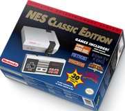 Nintendo Classic original modded with over 850 games plus accessories in Tinley Park, Illinois