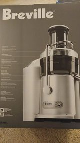 Breville Juicer (USED ONCE) in Algonquin, Illinois