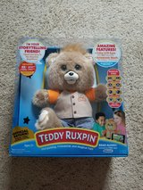 2017 Teddy Ruxpin Talking Bear - NEW in Camp Lejeune, North Carolina