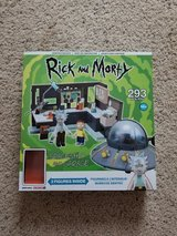 Rick & Morty Garage Set - NEW in Camp Lejeune, North Carolina