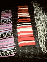 Scarf lot in The Woodlands, Texas