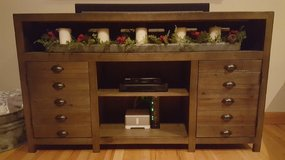 60 inch console table or TV console in Lockport, Illinois