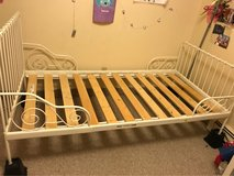 ikea girls twin bed in Fort Drum, New York