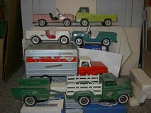 Tonka, Nylint, Structo, Tru-Scale Any Pre 1970 Boys Toys Wanting to Buy!! in Quad Cities, Iowa
