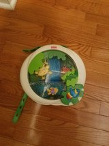 Fisher-Price Rainforest Waterfall Peek-a-boo Soother in Joliet, Illinois