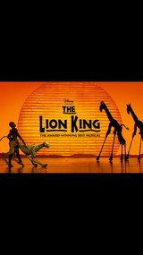The Lion King in Perry, Georgia