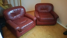 2 Small Couch Chairs in Spangdahlem, Germany