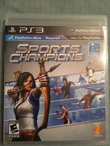 PS3 Sports Champions in Ramstein, Germany