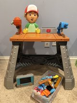 Handy Manny Tool Bench in Aurora, Illinois