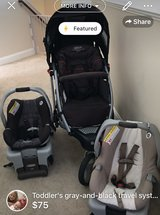 Stroller and car seat travel system in Camp Lejeune, North Carolina