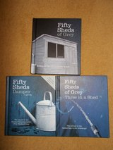 Fifty Sheds of Grey Collection 3 Books Bundle in Lakenheath, UK
