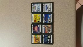 8 Nintendo DS games in Macon, Georgia