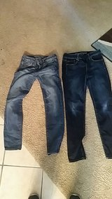 American eagle jeans - size 4 short - 2 pair in Macon, Georgia
