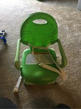 Folding toddler booster chair in Quantico, Virginia