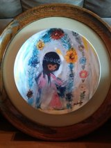 "DeGrazia ""Welcome to the Fiesta"" Collectible Plate! in 29 Palms, California"