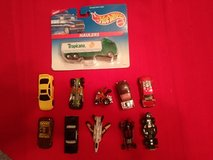 11 vintage hot wheels di cast metal cars in Conroe, Texas