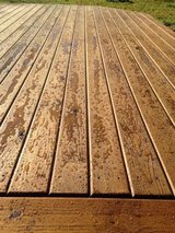 Fence and Deck Staining in Cleveland, Texas