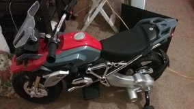 battery operated kids motorcycle in Travis AFB, California