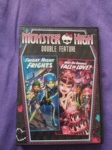 Monster High double feature DVD in Spring, Texas