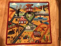 Cars rug playmat 3x3 in St. Charles, Illinois
