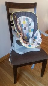 Ingenuity space saver highchair/ booster in Glendale Heights, Illinois
