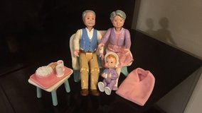 Fisher Price Loving Family - Grandparents set in Quantico, Virginia